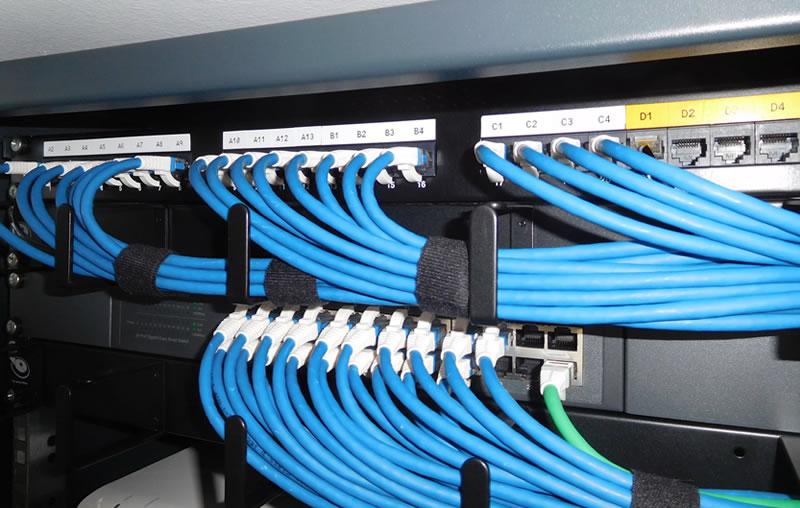 Izvedbo računalniških mrež