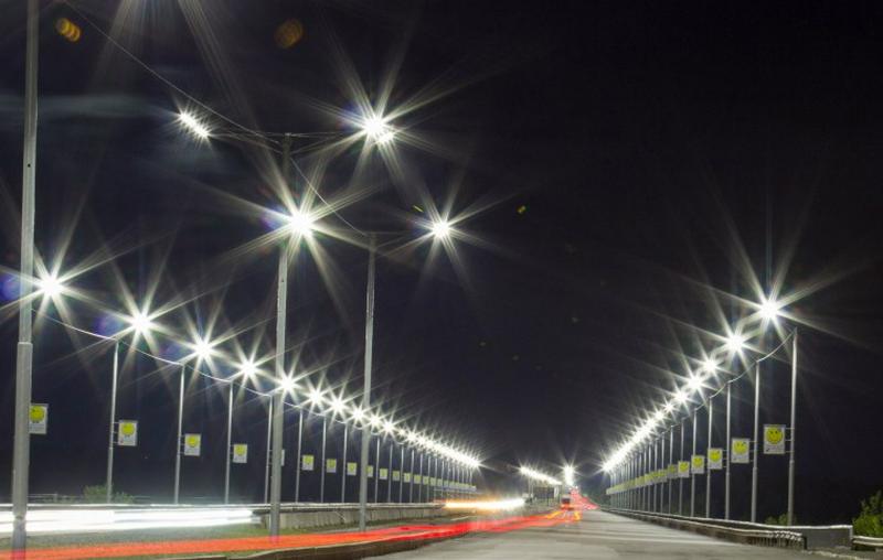 Izvedba in vzdrževanje javnih razsvetljav